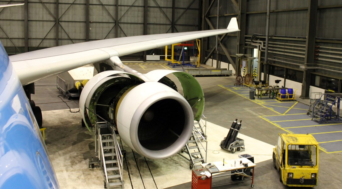 PROPER MAINTENANCE OF AIRCRAFT ON STORAGE image
