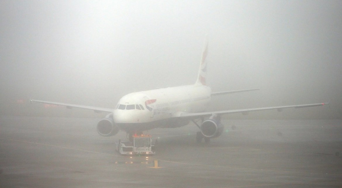 NCAA CAUTIONS PILOTS, OPERATORS ON HARMATTAN HAZE image