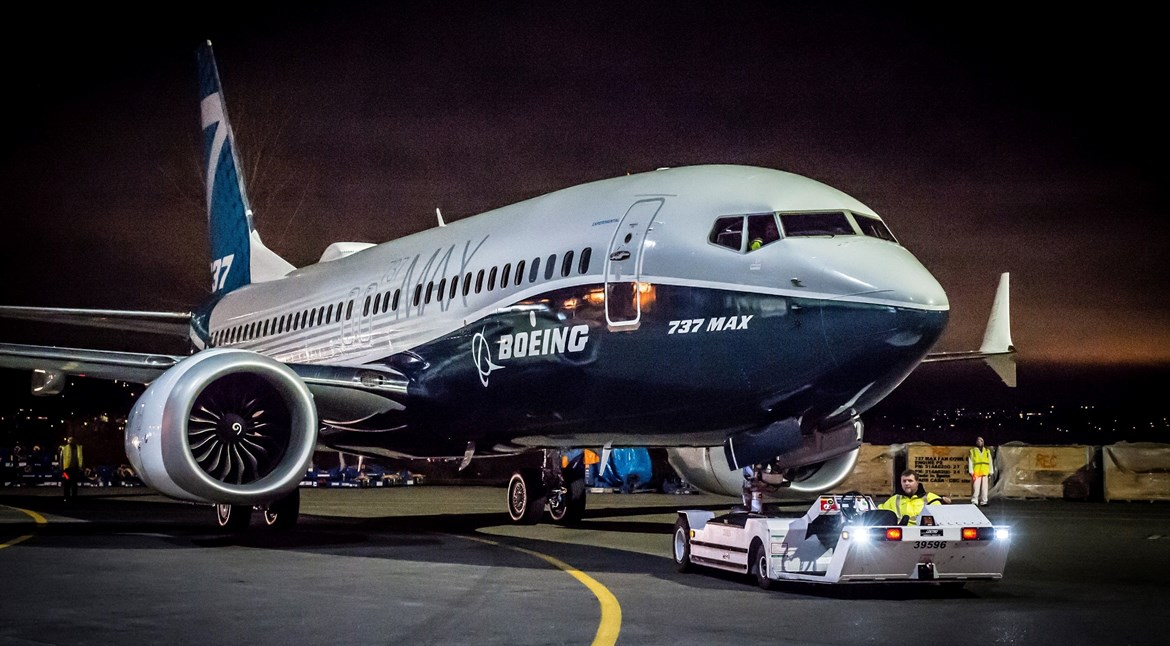 LIFTING OF BAN ON BOEING 737 MAX AIRCRAFT's image