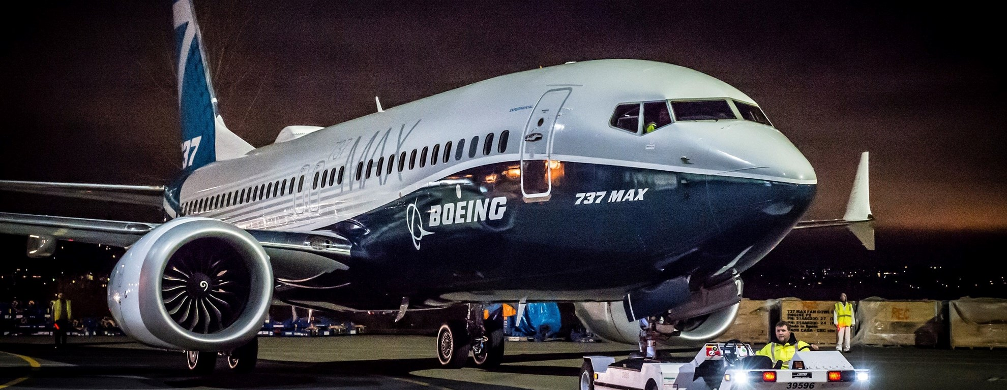 LIFTING OF BAN ON BOEING 737 MAX AIRCRAFT image