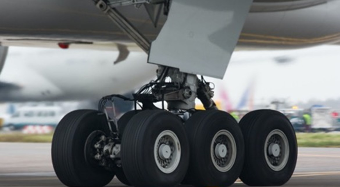 IN-SERVICE MAINTENANCE OF AIRCRAFT TYRE-WHEEL ASSEMBLY..... image