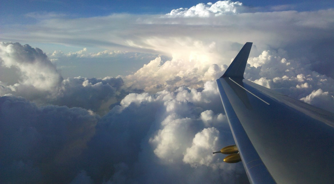 Weather Alert…… Beware of Thunderstorms, NCAA warns Pilots image